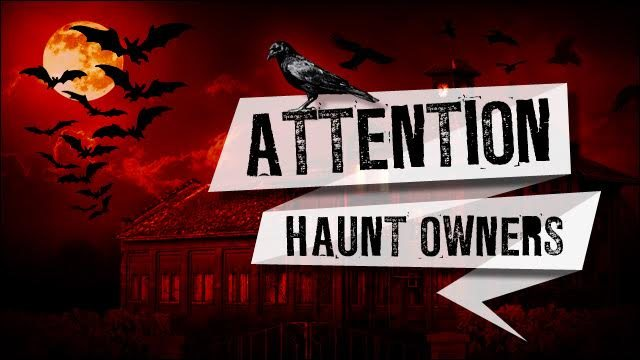 Attention Mississippi Haunt Owners